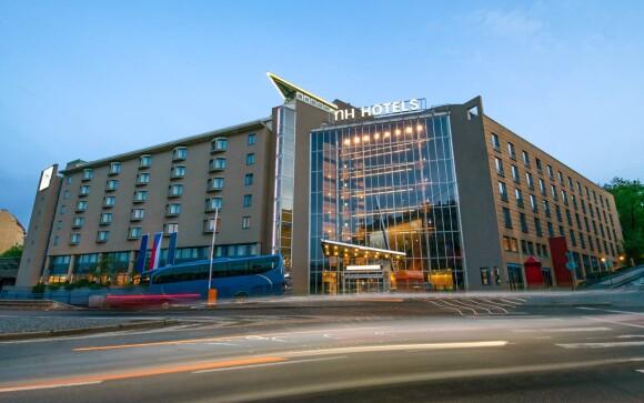 Krásny Hotel NH Prague ****, Praha