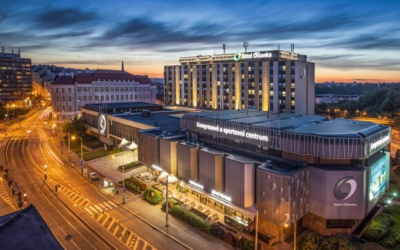 Congress & Wellness Hotel Olšanka ***superior