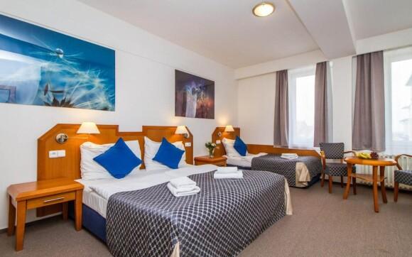 Komfortná izba, Hotel Mědínek ***, Kutná Hora