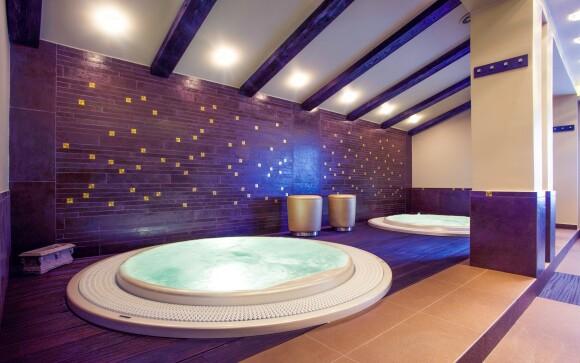 Vnútorné wellness, Varga Tanya Hotel***superior, Maďarsko