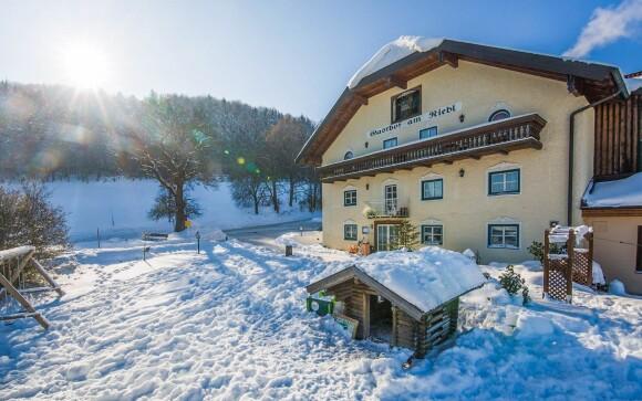 Hotel Gasthof Am Riedl *** u Salzburgu