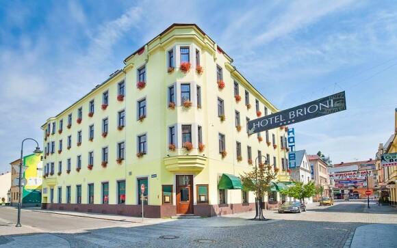 Brioni Boutique Hotel ****, Ostrava