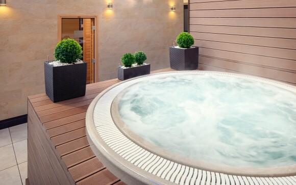 Hotelové wellness centrum láka na odpočinok
