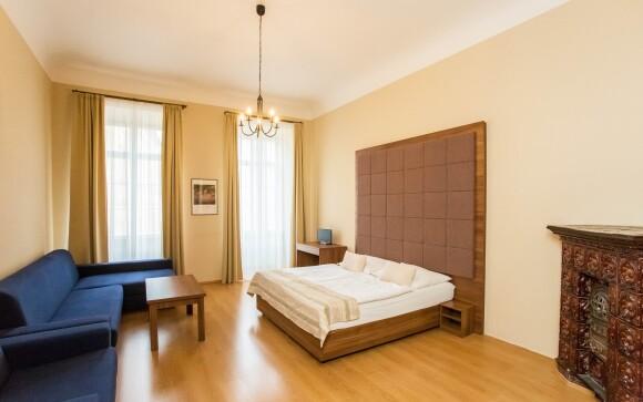 Apartmány U Zlaté podkovy ***, Praha