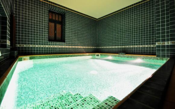 Wellness, Grand Hotel Praha ****, Jičín