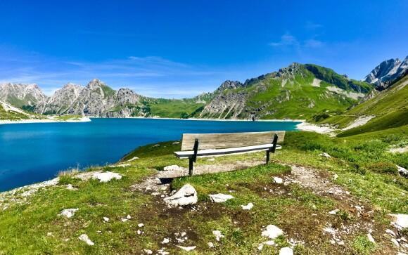 Výlet k jezeru Rehsee byste neměli vynechat