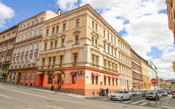 Hotel Anette ***, Praha