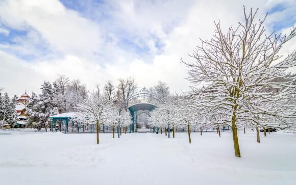 Užijte si zimní dovolenou v Hotelu Kudowa ****