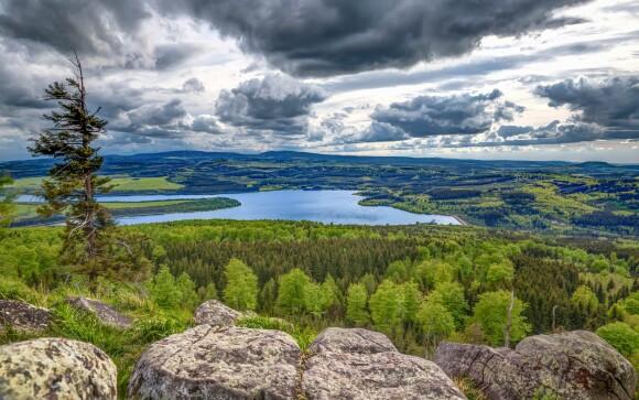 Krušnohorsko je nádherná oblast Česka