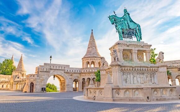 Hlavní město Maďarska, Budapešť