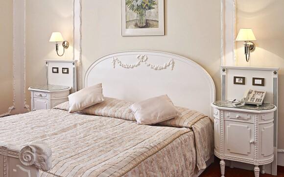 Luxusní Double Room v Ambassador Zlatá Husa *****