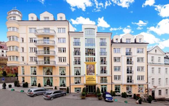 Spa & Wellness Hotel Karlsbad Grande Madonna ****