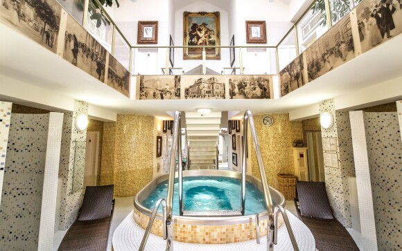 Wellness v Hotelu Karlsbad Grande Madonna ****