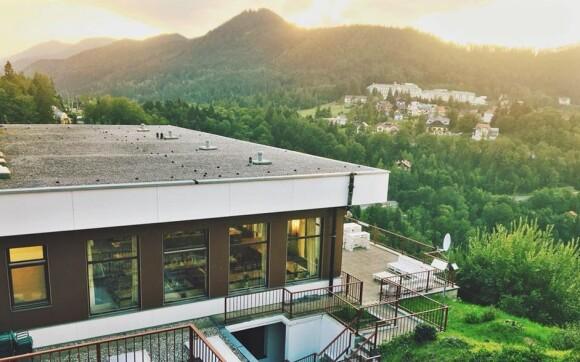 Sporthotel am Semmering ***, Rakúsko
