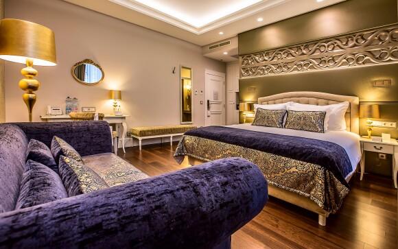 Pokoj, Prestige Hotel Budapest ****superior