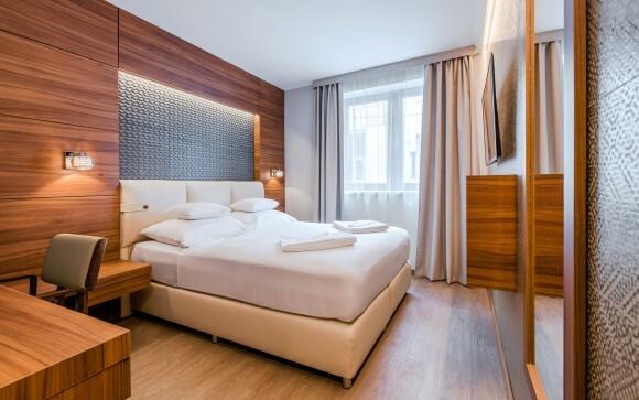Izba v Boutique Hoteli Budapest ****