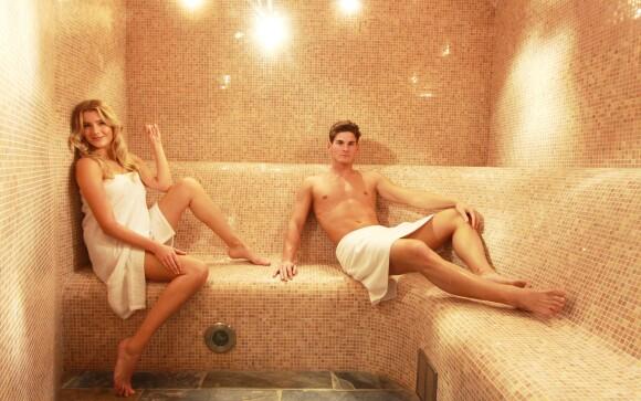 V luxusním wellness centru načerpáte novou energii