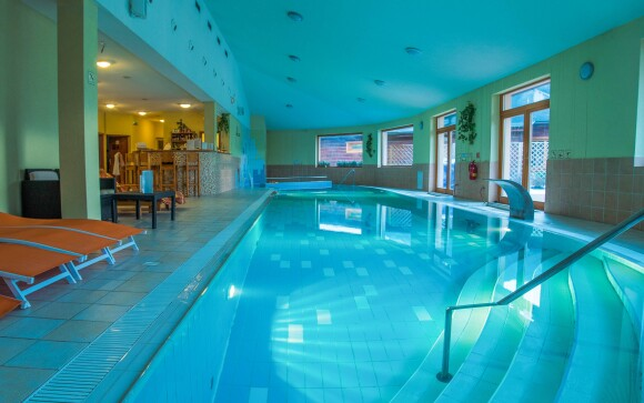 Wellness centrum, Sojka resort ***, Liptov