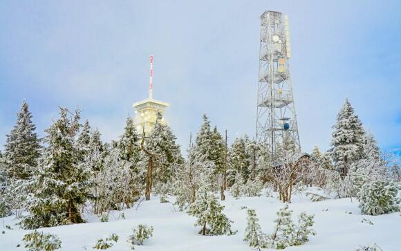 Zima v Krušných horách je skvělá