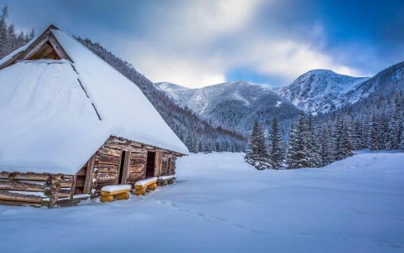 Užijte si zimní dovolenou v Hotelu Adam & Spa ***