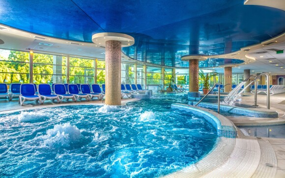 Luxusné wellness, Thermal Hotel Visegrád ****+