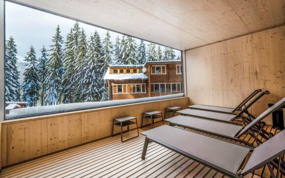 Sauna, Eko-šport Hotel Björnson ***