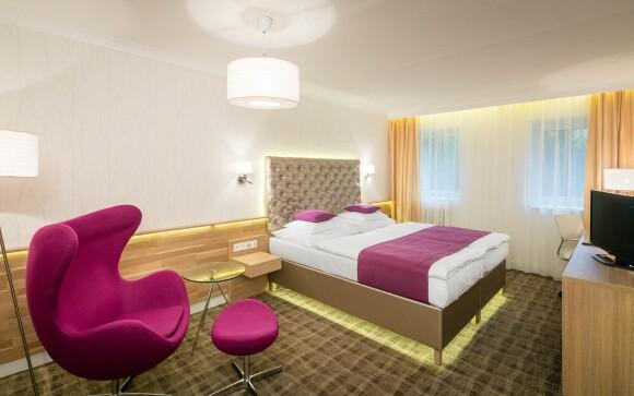 Komfortní pokoj, Pytloun Wellness Hotel Harrachov ****