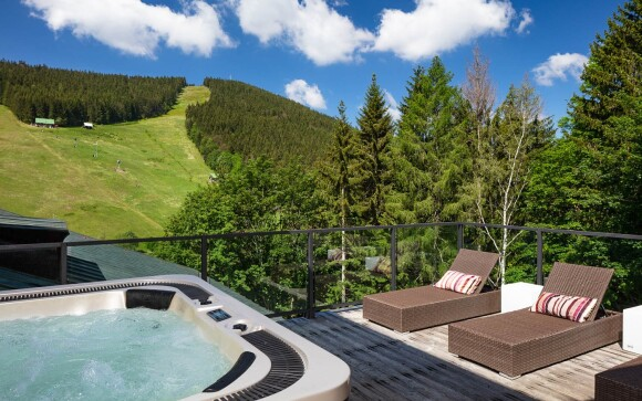 Wellness, Pytloun Wellness Hotel Harrachov ****