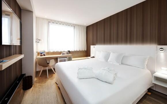 Krásný pokoj, Hotel Occidental Praha ****