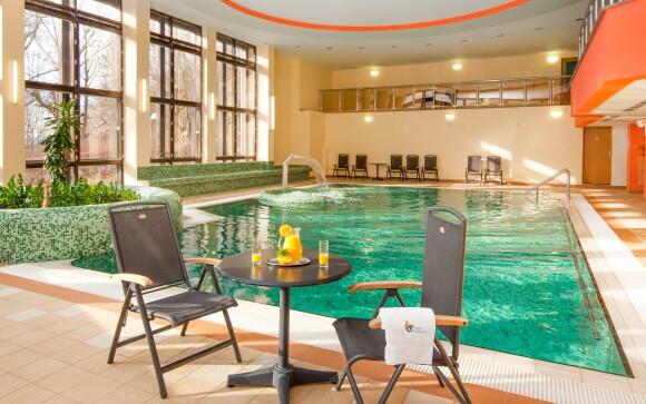 Luxusní wellness, Chateau Monty Spa Resort, Mariánské Lázně