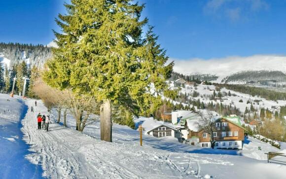 Chata Zahrádky, Pec pod Sněžkou, Krkonoše
