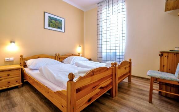 Komfortné izby, Hotel Schaller, Nový Šaldorf, Znojmo
