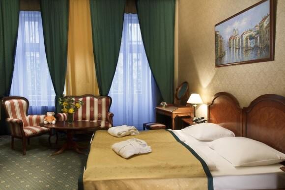 Pokoje, Hotel Ostende ****