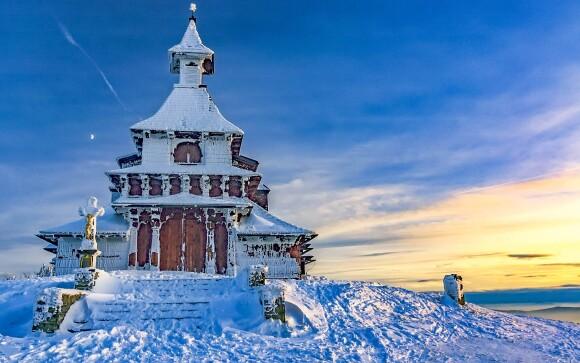 Poznejte krásu Beskyd v zimě