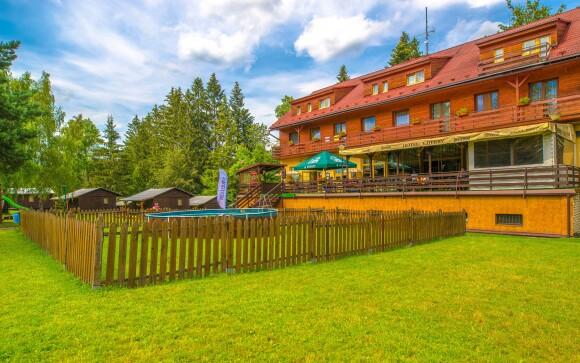 Hotel Cherry **, Beskydy