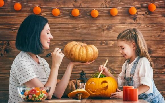 Halloweenský pobyt