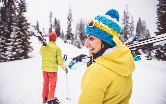 Užijte si lyžařskou dovolenou v Jeseníkách