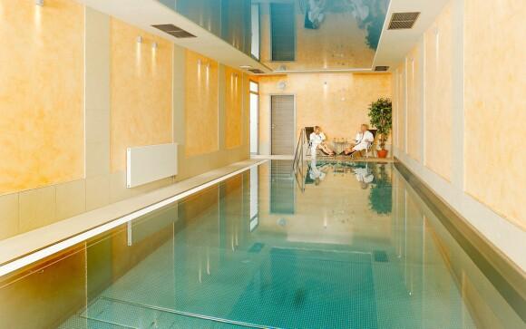 Wellness, bazén, Hotel Smetana ****, Karlovy Vary