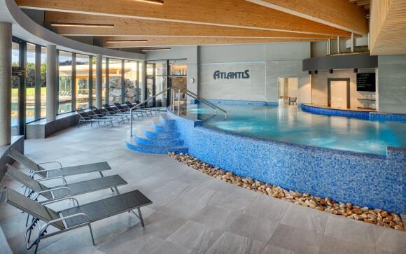 Wellness centrum, Hotel Atlantis ***