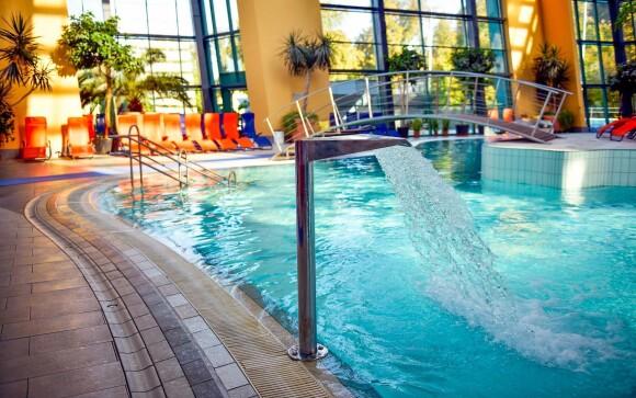 Termálne a zážitkové kúpele Aquasziget, Ostrihom