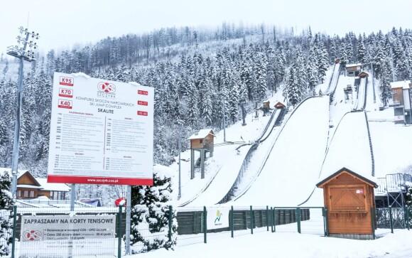 Užite si zimnú dovolenku v Hoteli Alpin ***