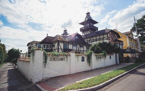 Zámocký hotel Schlosshotel Marienbad *** Mariánské Lázně