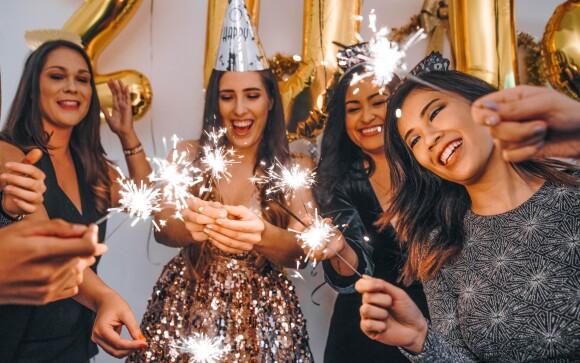 Oslavte příchod roku v přepychovém hotelu