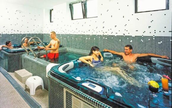 Wellness, Hotel Esprit ***, Špindlerův Mlýn, Krkonoše