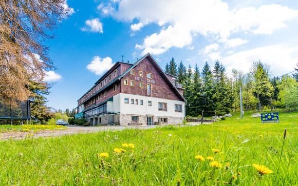 Hotel Maxov ***, dovolená v Jizerských horách