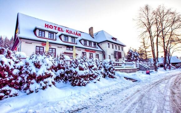 Hotel Kilián *** v jižních Čechách