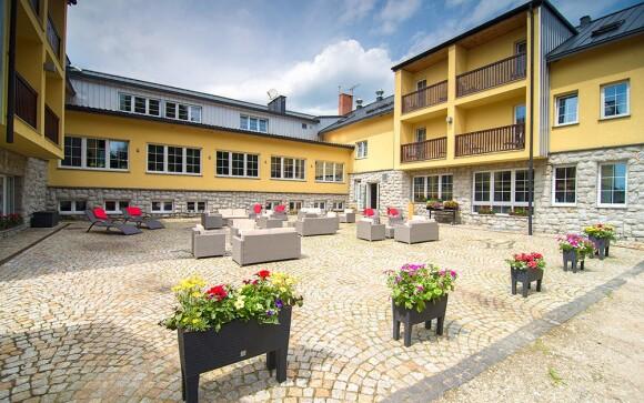Hotel Biathlon Sport & Spa ***