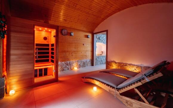 Luxusní wellness ve Žďárských vrších, Wellness Hotel Marta