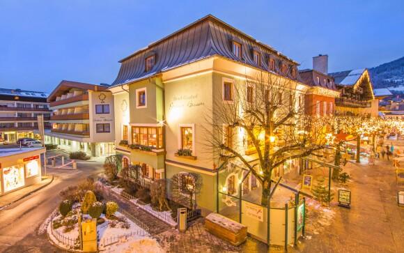 Hotel Grüner Baum ****, Zell am See, Rakúsko