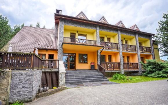 Hotel Trio ***, Slovenský raj